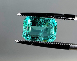 Excellent Clarity Emerald 2.80 ct