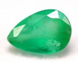 Emerald 1.21Ct Natural Zambian Green Color Emerald  A2506