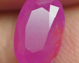 2.65 CRT BEAUTY DEEP PINK RUBY MADAGASKAR-