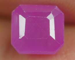 1.95 CRT BEAUTY DEEP PINK RUBY MADAGASKAR-