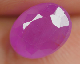 2.75 CRT BEAUTY DEEP PINK RUBY MADAGASKAR-