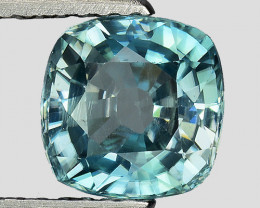 2.29 CT NATURAL  ZIRCON SPARKLING LUSTER Z1