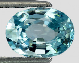 2.88 CT NATURAL  ZIRCON SPARKLING LUSTER Z2
