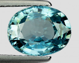2.82 CT NATURAL  ZIRCON SPARKLING LUSTER Z5