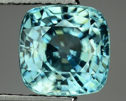 2.95 CT NATURAL  ZIRCON SPARKLING LUSTER Z8