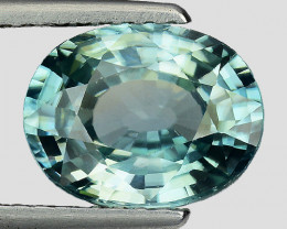 2.67 CT NATURAL  ZIRCON SPARKLING LUSTER Z14