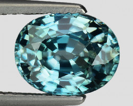 3.00 CT NATURAL  ZIRCON SPARKLING LUSTER Z21