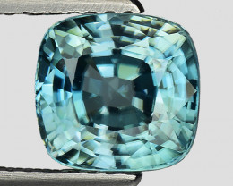 3.15 CT NATURAL  ZIRCON SPARKLING LUSTER Z25