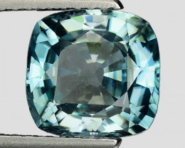 3.33 CT NATURAL  ZIRCON SPARKLING LUSTER Z33