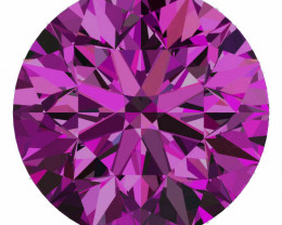 IGR Certified Natural Pair Purple  Diamonds - 0.02 ct