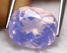 Lavender 5.33Ct Natural Master Cutting Lavender Amethyst A2908
