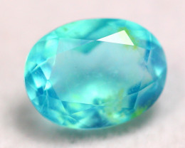 Paraiba Opal 1.39Ct Natural Seaform Paraiba Blue Opal MC26