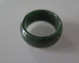 NATURAL JADEITE RING from BURMA....26.10cts...size 9