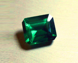 Majestic Stone! 1.62 ct  Emerald Certified!