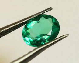 High End! Magnificent 1.90 ct Emerald Certified!