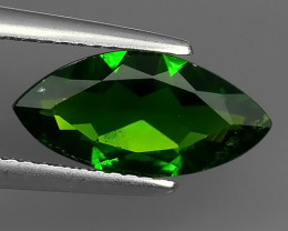 2.20 Cts MARVELOUS RARE  NATURAL TOP GREEN- CHROME DIOPSIDE DAZZL