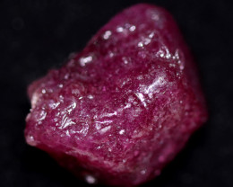 21.98 CTS RUBY ROUGH FROM MADAGASCAR  -TREATED  [F8320]