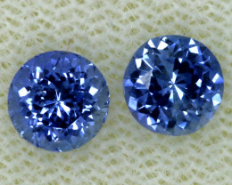 1.99 CTS  SAPPHIRE FACETED  GEMSTONE  TBM- 644