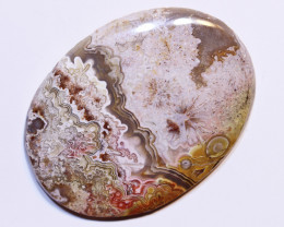 39.65 carats   Crazy Lace Agate   ANGC817