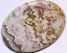 42.10 carats   Crazy Lace Agate   ANGC825