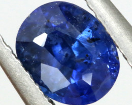 0.86  CTS  BLUE  FACETED SAPPHIRES  RNG- 283