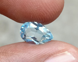 BLUE TOPAZ GENUINE GEMSTONE Natural VA4047