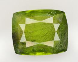 22.35 CT Natural Beautiful Rutile Peridot Gemstone
