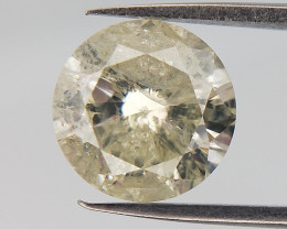 0.92 , Real natural diamond for jewelry