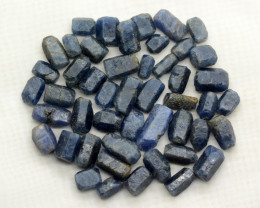 300 Ct Double Terminated Sapphire Crystals@Madagascar