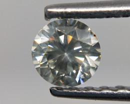 0.47 cts , Excellent cut diamond,Grey loose diamond