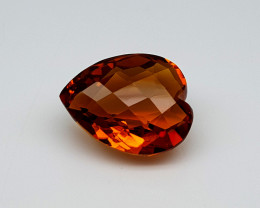 16.35Crt Madeira Citrine  Natural Gemstones JI64