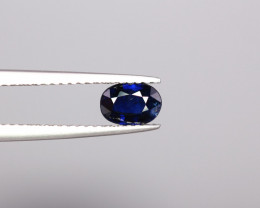0.68 Cts Nice Colour   Sapphire Gems.