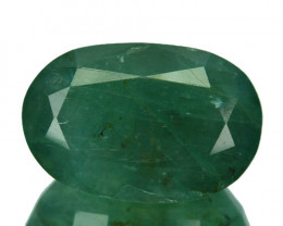 ~RARE~ 15.00 Cts Natural Bluish Green Grandidierite Oval Madagascar