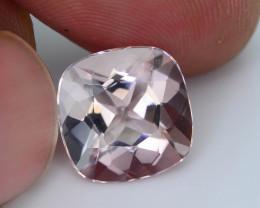 AAA Grade 4.83 ct Pink Morganite SKU.10