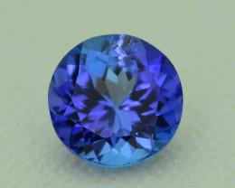 AAA Grade 1.43 ct Tanzanite eye catching Color SKU.20