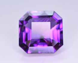 8.70 Ct Sparkling Color Natural Amethyst ~ Uruguay