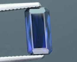AAA Grade 1.91 ct Cobalt Tanzanian Blue Spinel SKU.7
