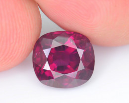 Rare 2.62 ct Grape Garnet one of a Kind Fire SKU.33