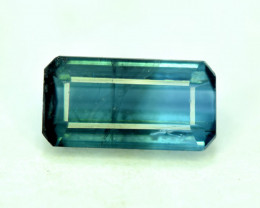 NR Auction 1.15 CT Top Quality Indicolite Tourmaline Natural Gemstone