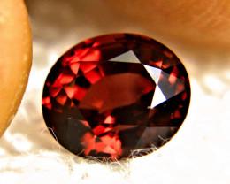 3.17 Carat Red Rhodolite Garnet - Gorgeous