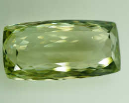 50.47  ct.  Natural Green Prasiolite – IGE Certificate