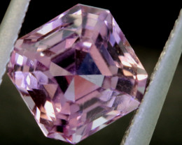 4.39 CTS -KUNZITE FACETED GEMSTONE    PG-3166