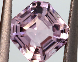 2.47 CTS -KUNZITE FACETED GEMSTONE    PG-3168