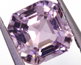 1.99 CTS -KUNZITE FACETED GEMSTONE    PG-3172