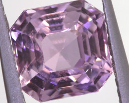 2.85 CTS -KUNZITE FACETED GEMSTONE    PG-3173