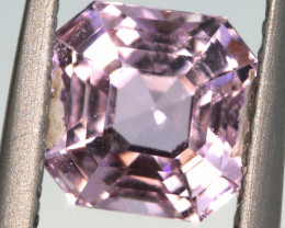 1.56 CTS -KUNZITE FACETED GEMSTONE    PG-3176