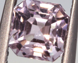 1.23 CTS -KUNZITE FACETED GEMSTONE    PG-3178