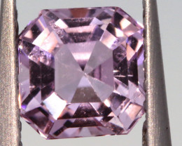 0.99 CTS -KUNZITE FACETED GEMSTONE    PG-3179