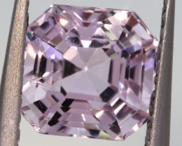 2.32 CTS -KUNZITE FACETED GEMSTONE    PG-3185