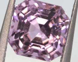 2.66 CTS -KUNZITE FACETED GEMSTONE    PG-3186